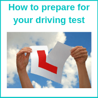 driving test preparation course